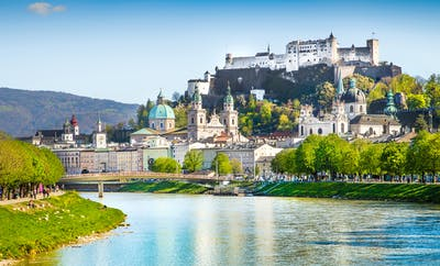 Eventlocations Salzburg